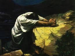 jezus bidt